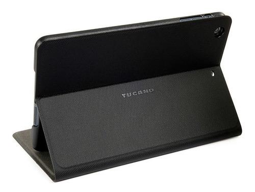 capa para ipad mini 4 couro ecológico tucano angolo ipdm4an
