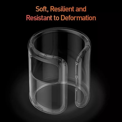 capa para iphone 11 pro max baseus safety airbags slim