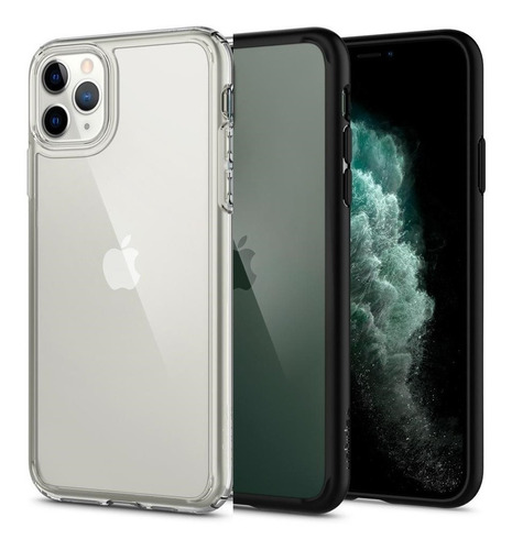 capa para iphone 11 pro spigen ultra hybrid original