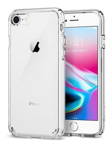 capa para iphone 8 / iphone 7 spigen ultra hybrid original