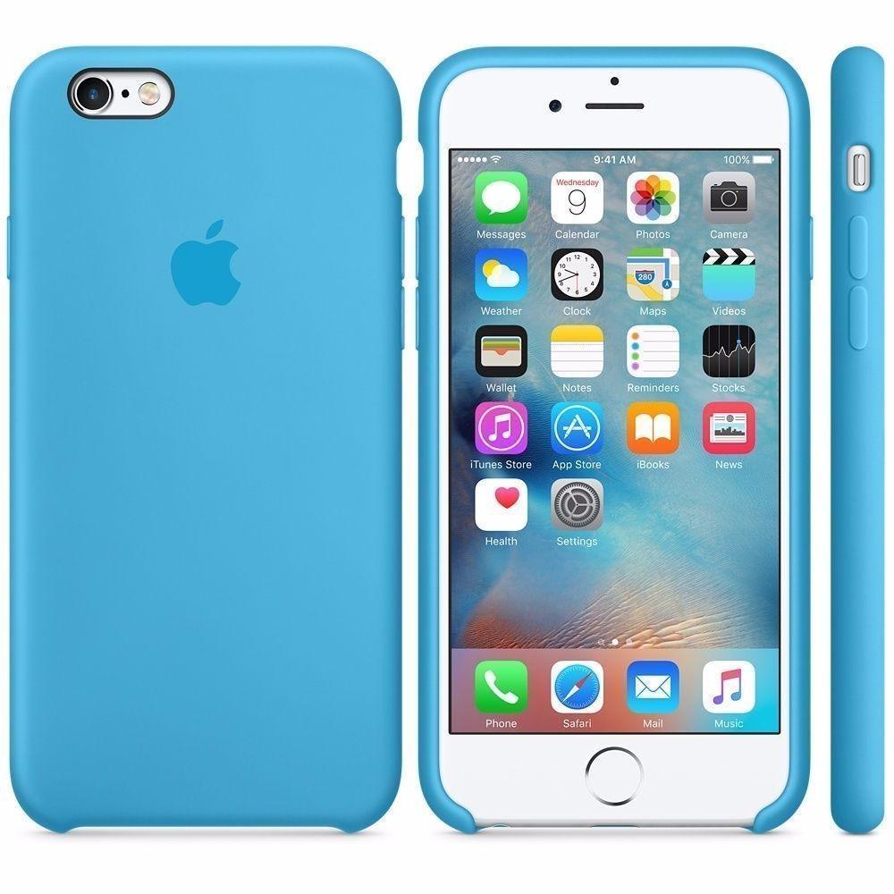4d22bd7670 ... Iphone Os 7: Capa Case Couro Premium Para Iphone 6s (4,7)