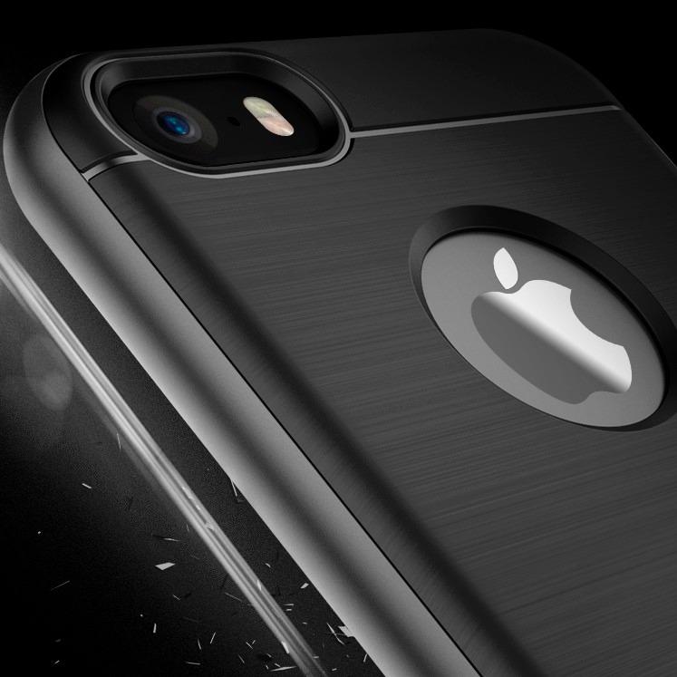 quality design 7eb01 0d2a2 Capa Para iPhone Se/5s/5 Verus High Pro Shield 100% Original