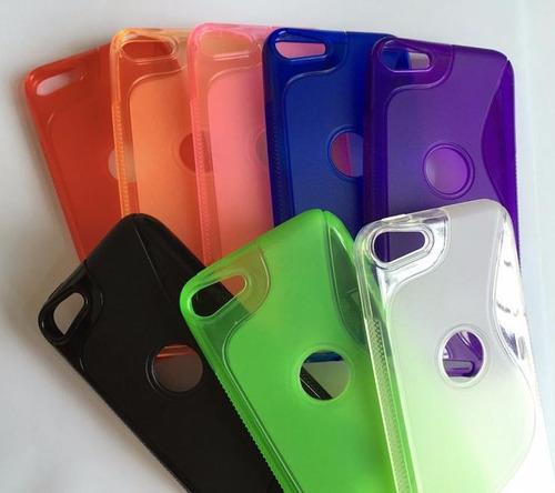 capa para ipod touch 5 ou ipod touch 6 silicone tpu capinha