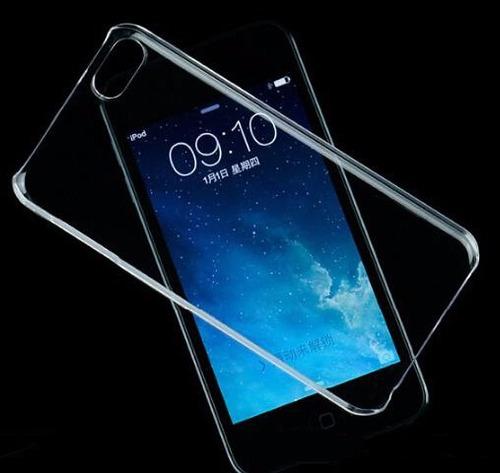 capa para ipod touch 6 acrilico crystal transparente top lux