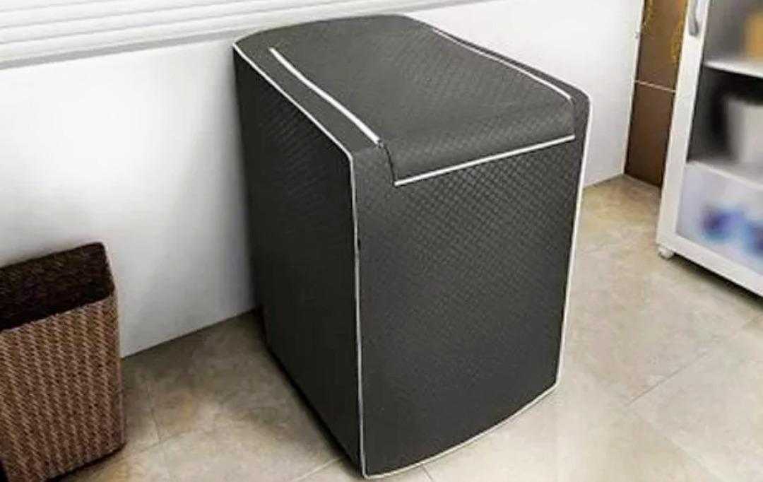 6f1679320 capa para maquina de lavar roupas com zíper de 7 a 16 kg. Carregando zoom.
