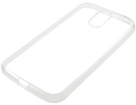 capa para moto g4 plus husky transparente