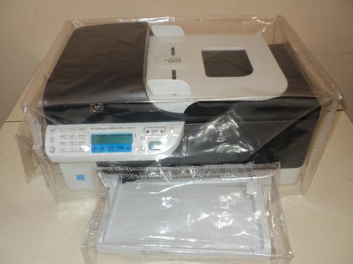capa para multifuncional hp j4660 -  transparente