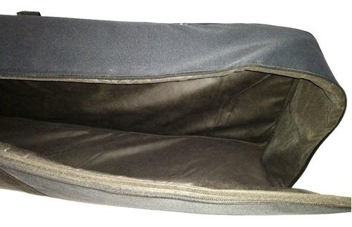 capa para piano digital 88 teclas bag de transporte grande