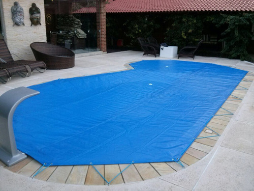 capa para piscina lona
