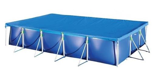 capa para piscina mor 10000 litros 4,42 x 2,70 m - ref. 1423