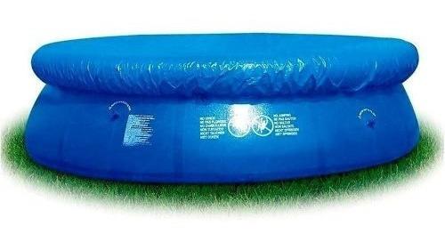 capa para piscinas 2,44 ....2,67m bestway intex mor