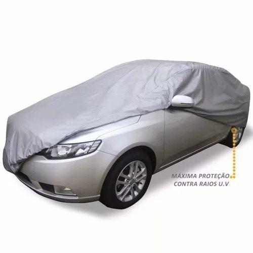 capa para proteger carro sol e civic