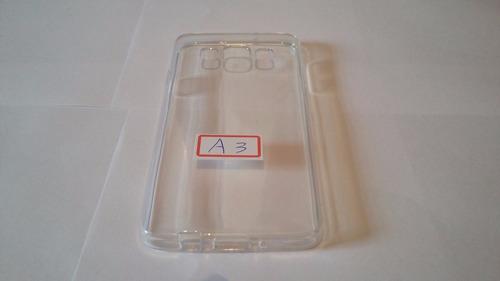 capa para samsung galaxy a3 a300 tpu crystal premium