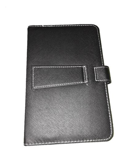 capa para tablet 7 polegadas, com teclado , usb