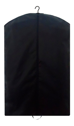 capa para terno com zíper - em 100% tnt