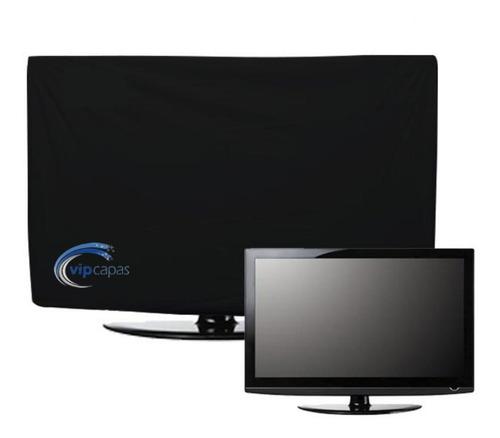 capa para tv led lcd plasma smartv lg corino impermeável