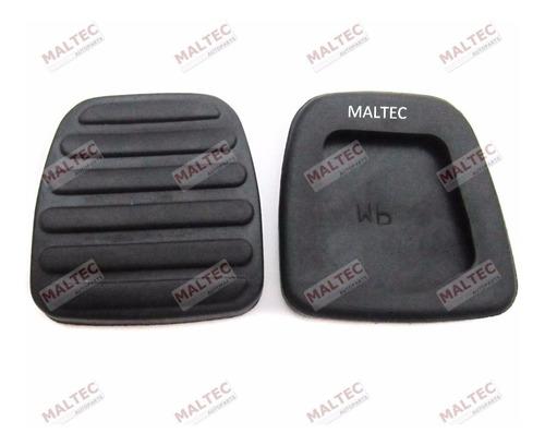 capa pedal freio embreagem sandero logan até 2011