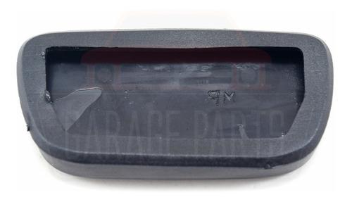 capa pedal freio toyota hilux / sw4 / fielder automático