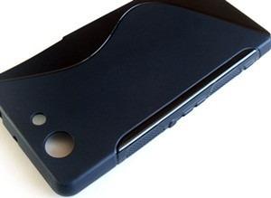 capa + pelicula sony xperia z3 compact d5833 case tpu s pr
