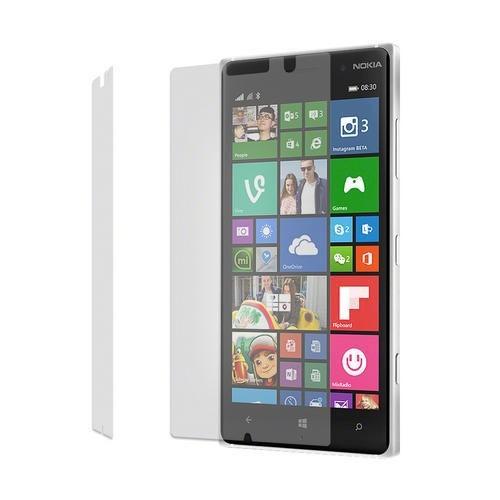 capa + pelicula top premium nokia lumia 830 a melhor!!