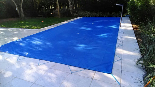 capa piscina  3,5x3 lona forte proteção