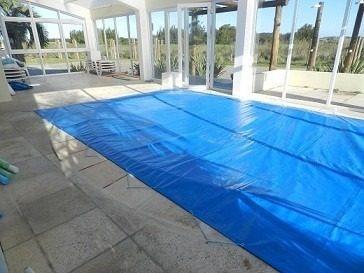 capa piscina lona