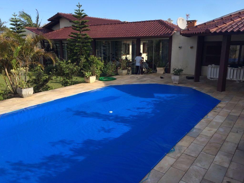 Capa de piscina lona 300 micra prote o 15 00 m r 15 for Piscinas de lona rectangulares