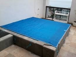 capa piscina para