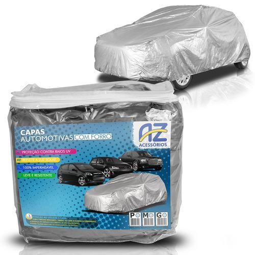 capa pra cobrir carro impermeável forro central proteçao uv