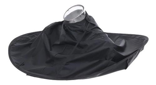 capa profesional paraguas impermeable barbero corte cabello