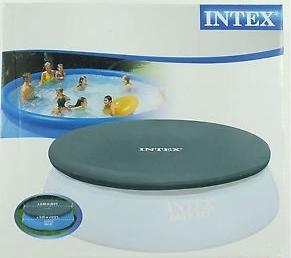 capa proteção intex piscina inflável 244 cm 2,44 m 2420 2419