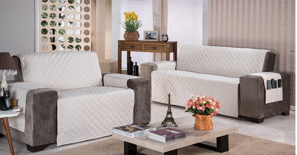 Capa protetor de sofa fora sobre sob medida 3 - Medidas de sofas 3 2 ...