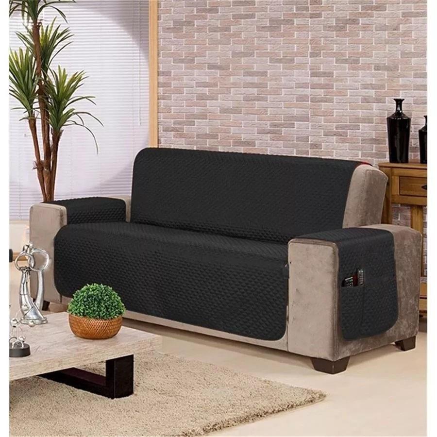 capa protetor sof 3 2 1 lugares imperme vel ultra r 91 27 em mercado livre. Black Bedroom Furniture Sets. Home Design Ideas