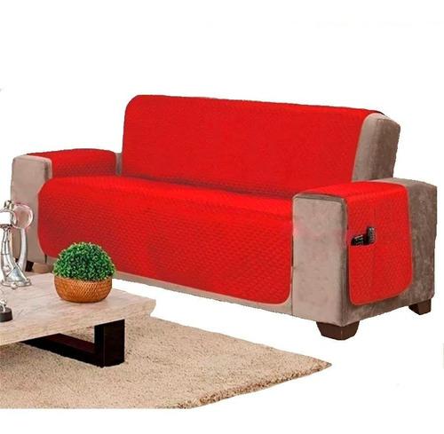 capa protetor sofá sob sobre medida  retrátil 2,80x2,80
