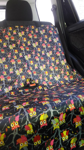 capa protetora banco de carro tansporte cachorros +cinto