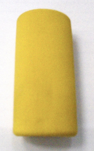 capa  protetora de co2  25gramas amarelo.