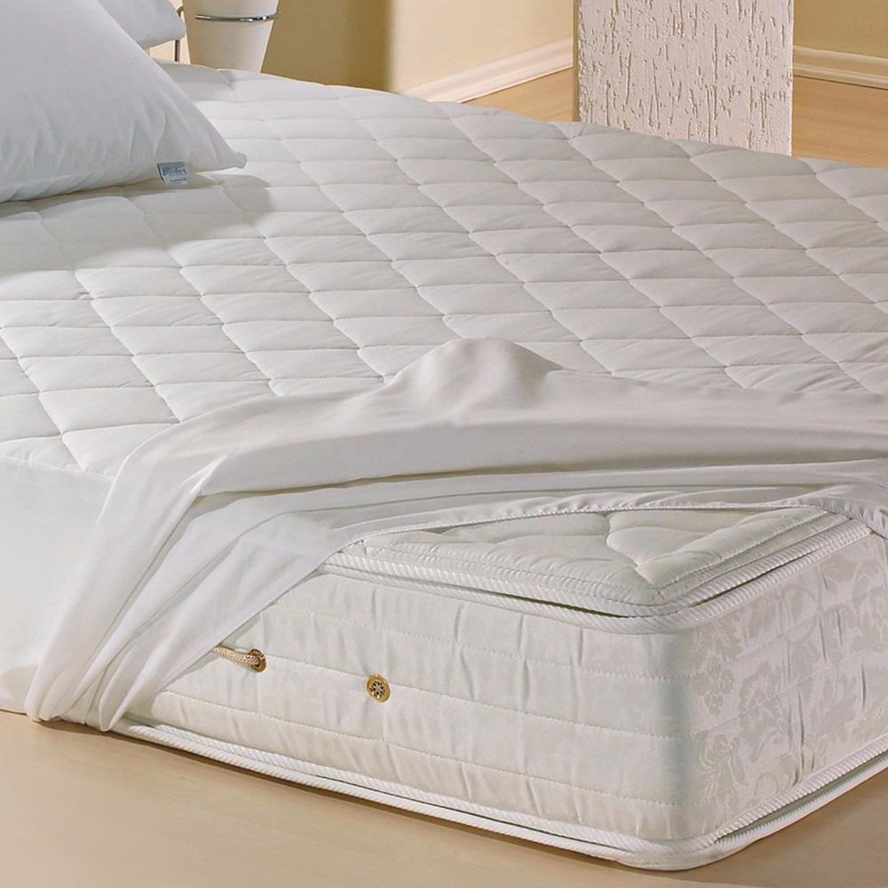 abaf858543 Capa Protetora De Colchão Impermeável Queen  sleep  - R  54