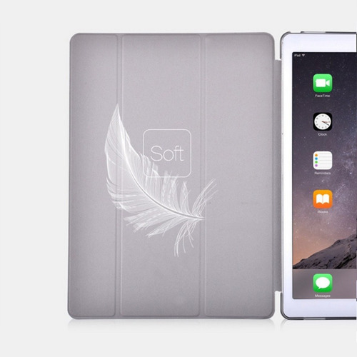 capa protetora devia light grace apple ipad 12.9 - dourado