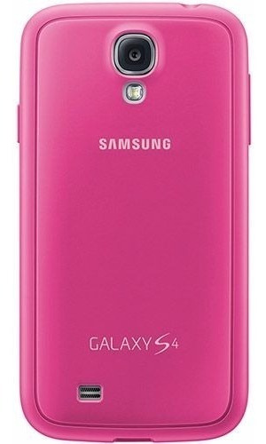 capa protetora original premium pink - galaxy s4