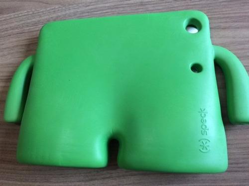 capa protetora p/ ipad mini - ideal para crianças