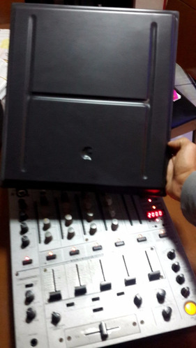 capa protetora p/ mixers pioneer djm 500/600/700/750/800/850