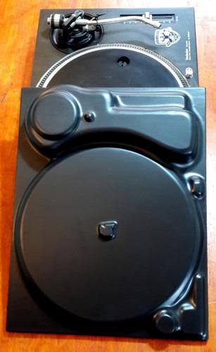 capa protetora technics mkii, pioneer plx 1000 & 500 (par)