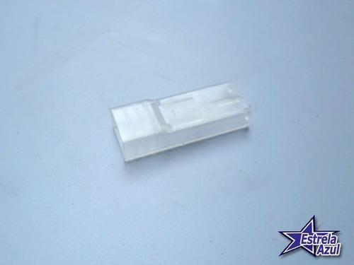capa protetora terminal elétrico painel fusca - original vw