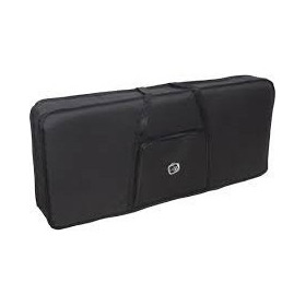 Capa P/teclado 5/8 Nylon 600 Preto Working Bag
