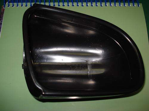 capa retrovisor corsa 94/2004 preta