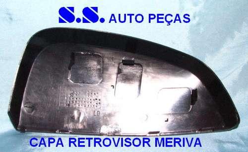 capa retrovisor meriva 2002 a 2011 celta prisma 2006 a 2011 original