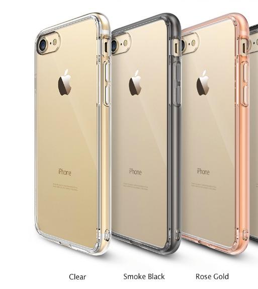 new style 0fae4 de448 Capa Ringke Fusion iPhone 7 Plus Importada Promoção Em S.p