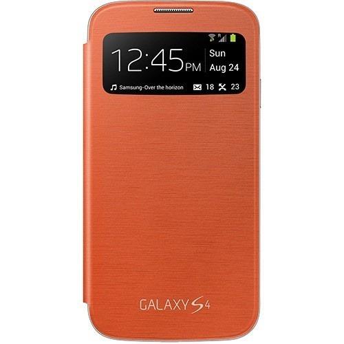 capa s view galaxy s4 lacrado s/ juros + garantia