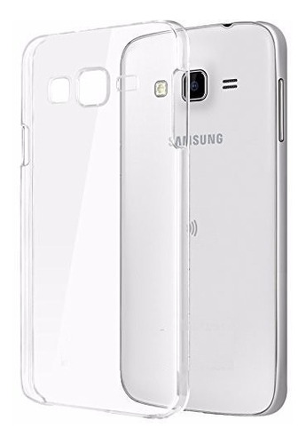 capa samsung galaxy j5 j500 2015 ultra fina pelicula brinde