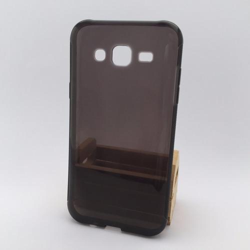 capa samsung galaxy j5 metal  + película de vidro j510
